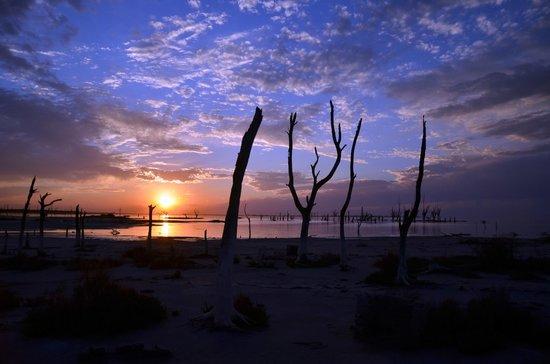 Cartel oficina de turismo picture of laguna mar chiquita for Oficina de turismo en cordoba