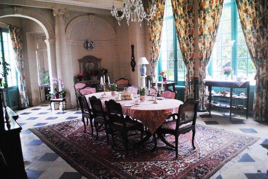 Larcay, Frankreich: Comedor