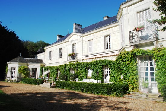 Larcay, França: Frente