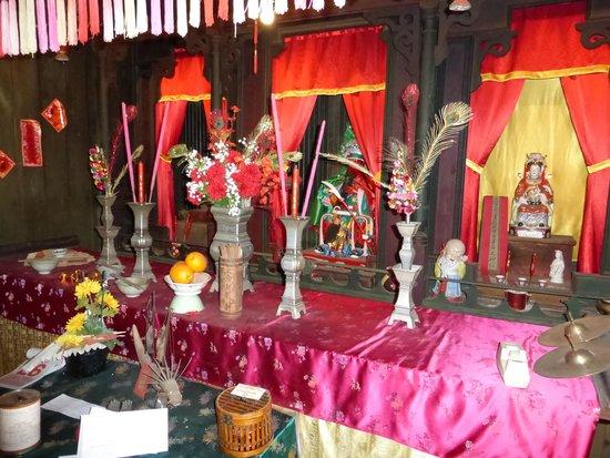 Auburn Joss House Chinese Museum