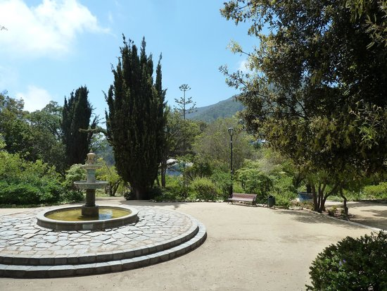 Zapallar, Chile: Am Park gelegen