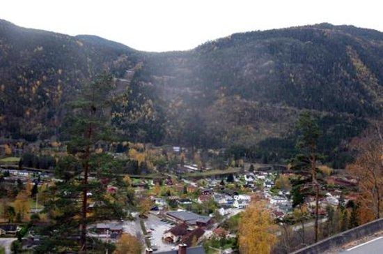 Dalen i Telemark: View of Dalen