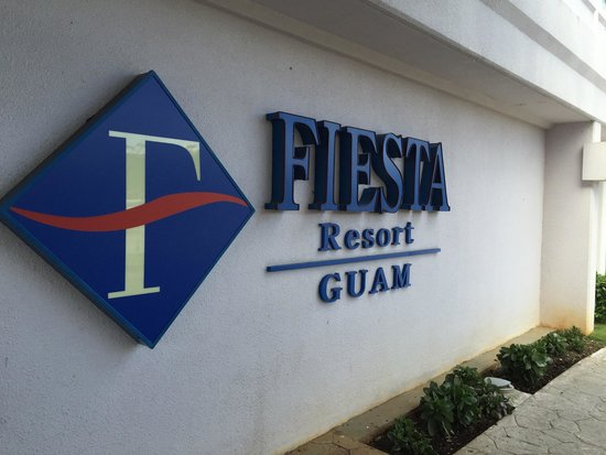 Fiesta Resort Guam: Have nice day