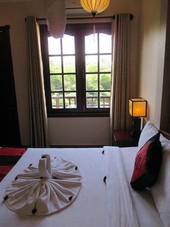 Thien Thanh Boutique Hotel: Zimmer