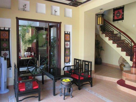 Thien Thanh Boutique Hotel: Halle