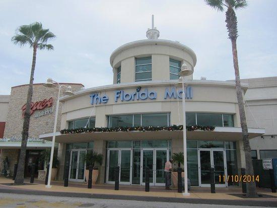 The Florida Mall: exterior
