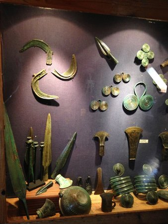 Celtic and Prehistoric Museum: the Museum