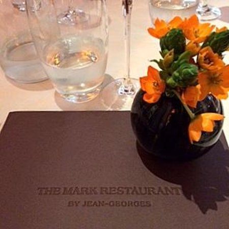 The Mark Restaurant by Jean Georges: The Mark Restaurant