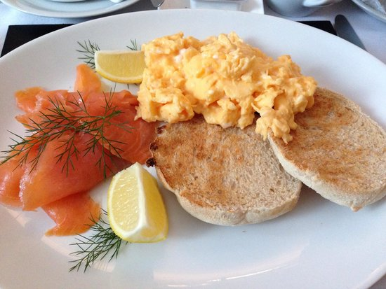 Craggallan Guest House : Amazing breakfast