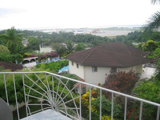 Relax Resort : Balcony view