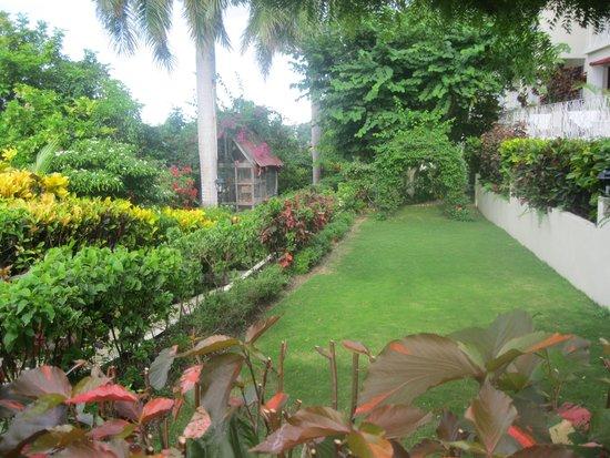 Relax Resort: Plethora of tripical vegetation