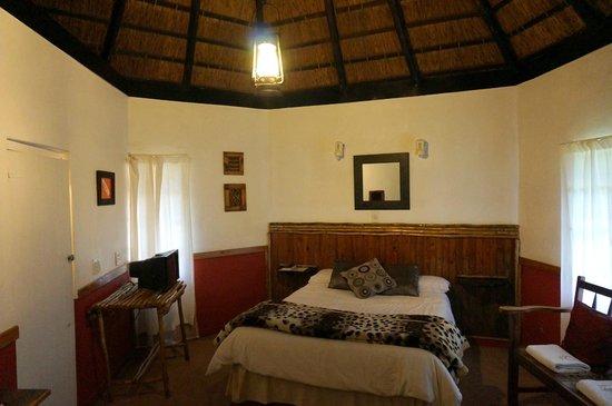 Summit Lodge: Chambre