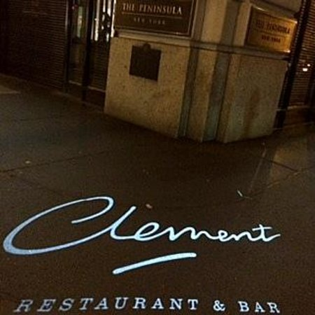 Clement at The Peninsula New York: Clement Restaurant