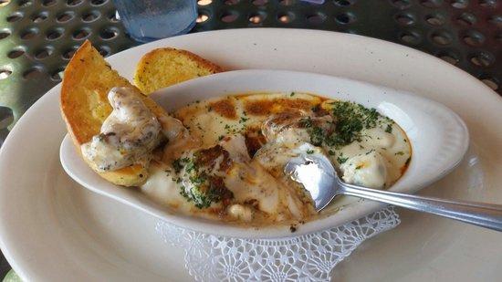 Castaways Restaurant: Black and Blue Shrimp...AMAZING!