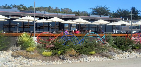 Moonstone Beach Bar and Grill, Moonstone Drive, Cambria, Ca