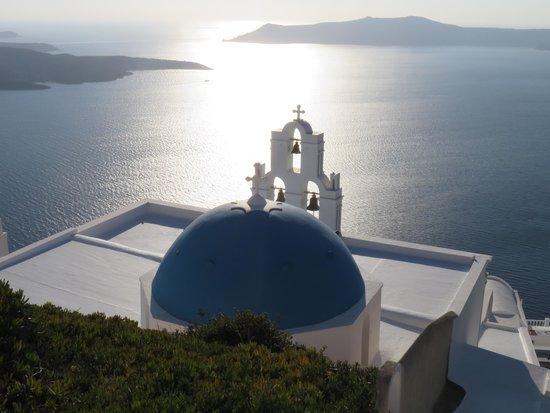 Santorini24 : Oia church