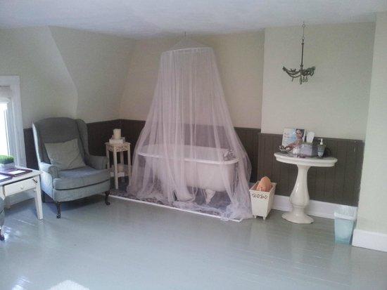 Akwaaba DC: Habitación