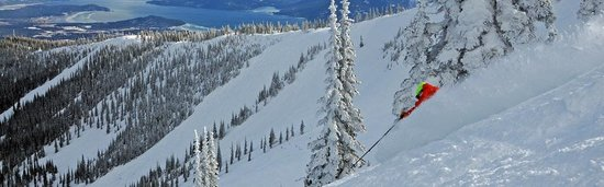 Schweitzer Mountain Resort Lodging: Pow Pow