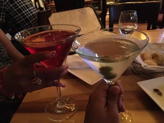 Rustic Kitchen: Ricos martinis