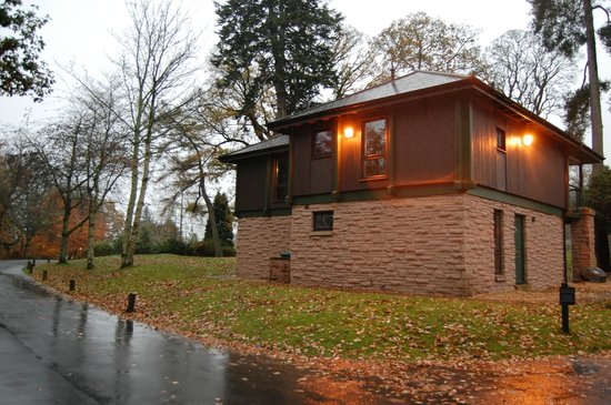 Cameron House Lodges: One bedroom lodge