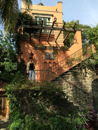 Hacienda del Lago Boutique Hotel: The Tower Suite