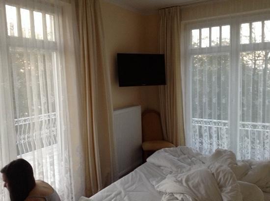 Hotel Stolteraa: номер на двоих