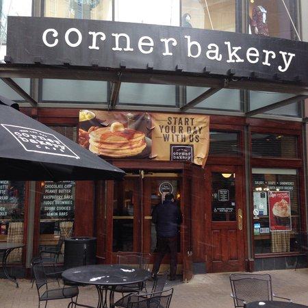 Corner Bakery Cafe Denver Co