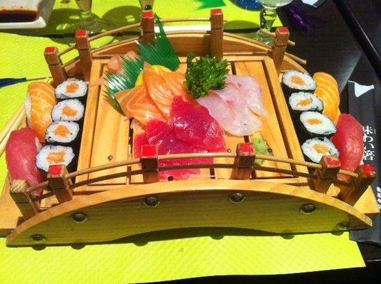 menus sushis photo de bouddha zen chaumont tripadvisor. Black Bedroom Furniture Sets. Home Design Ideas