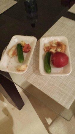 Azzurra Sahl Hasheesh Suite: evening meal /cena/ Abendessen / 晚餐
