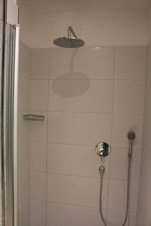 Stadtwald Hotel: Great Shower