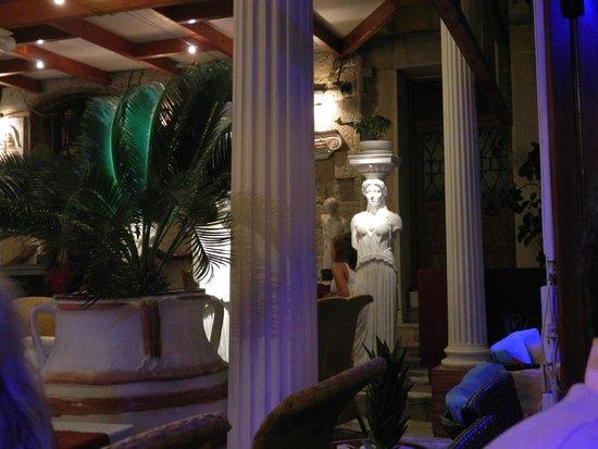 Casa Di Roma: vista dall'esterno