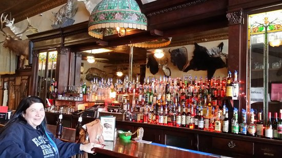 The Historic Occidental Hotel Museum : Main Bar