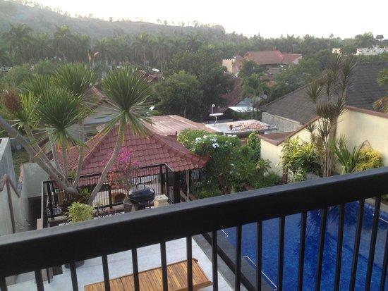 Villa Mataano: View