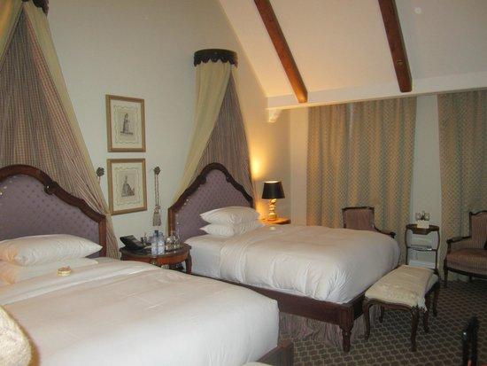 Hotel Les Mars, Relais & Chateaux: Bedroom