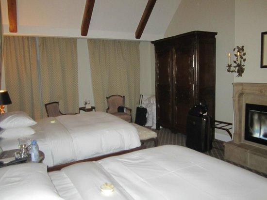 Hotel Les Mars, Relais & Chateaux: Queen Queen Room