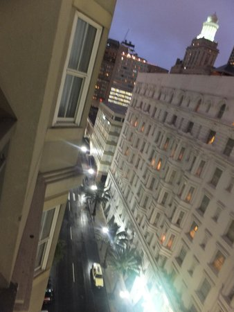 Homewood Suites New Orleans: From our balcony on 11th floor