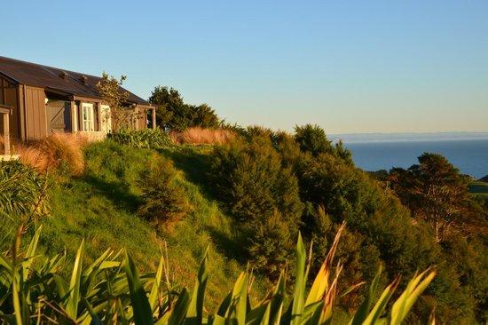 The Farm at Cape Kidnappers: Les lodges avec 2 chambres dans chaque unité