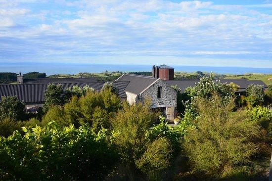 The Farm at Cape Kidnappers: Extérieur