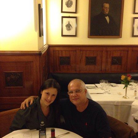 Ristorante Massimo d' Azeglio: Um serviço de restaurante excelente para alguém especial.