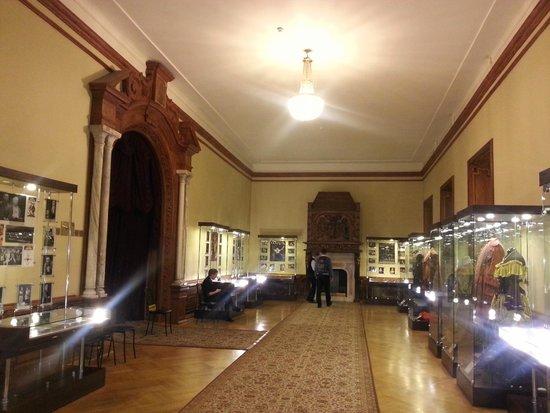 Lensovet Theatre Museum