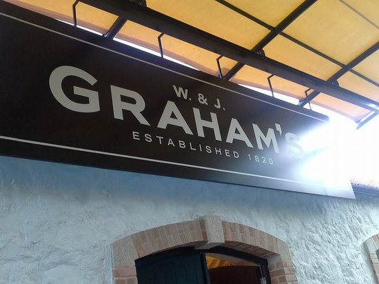 Graham's Port Lodge : Sabor inigualável