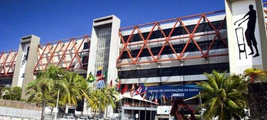 Centro de Convencoes da Bahia- Iemanja Theater