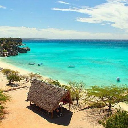 Pedernales, República Dominicana: Peace and turquoise all the way!