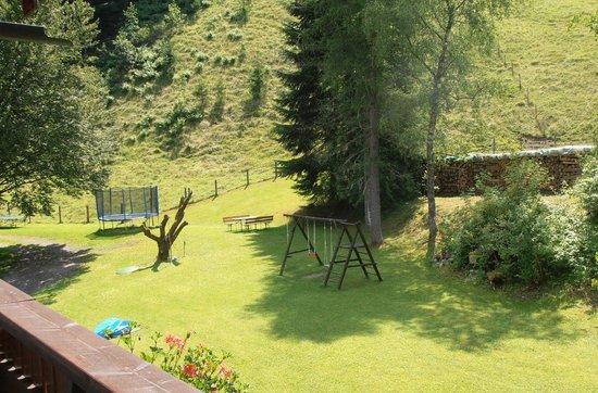 Alpenhotel Beslhof: Blick vom Balkon