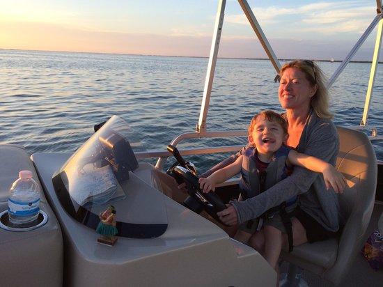 Keys Adventures Watersports: Start of sunset - got better