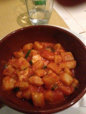 Gustatio: Gnocchi Pomodoro