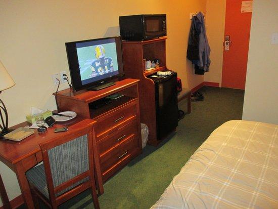 Rankin Inlet, Kanada: sitting area