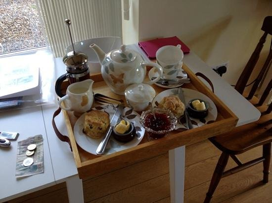 Sherwood Glen Guest House: what a great welcome