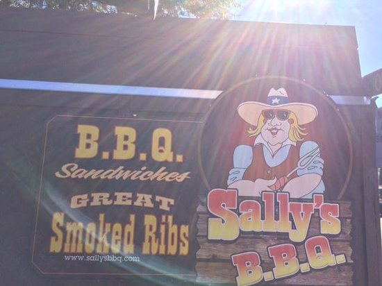 Sally's Mesquite BBQ: Sally's BBQ