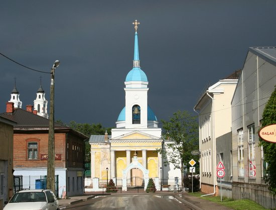 Ludza Orthodox Church